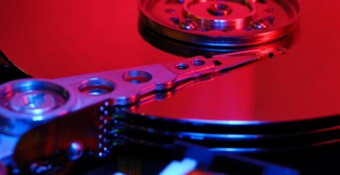 Qué es un disco duro fragmentado