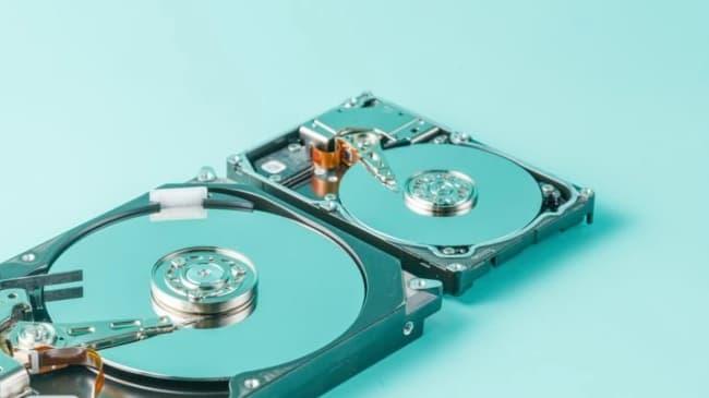 dañado el disco duro